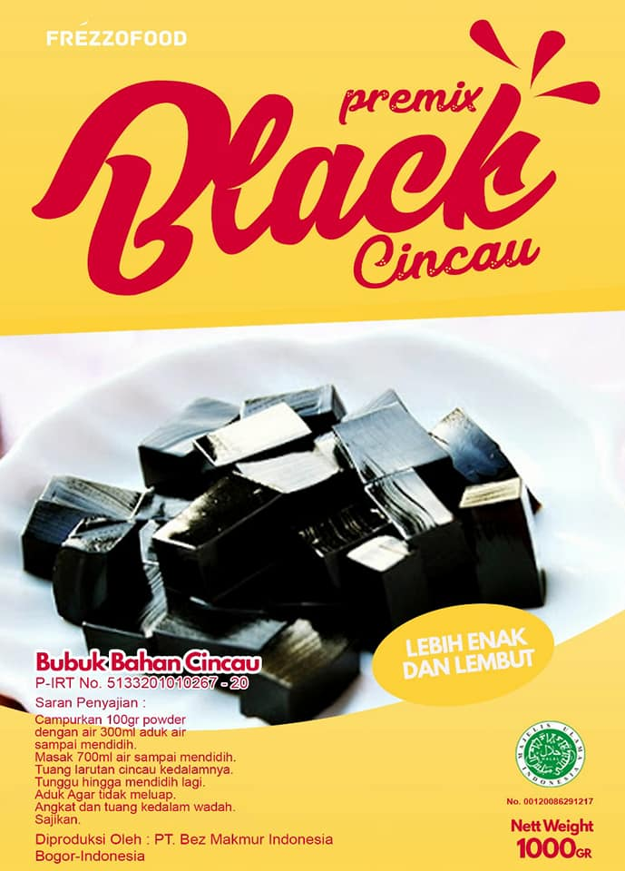 Cincau Grass Jelly